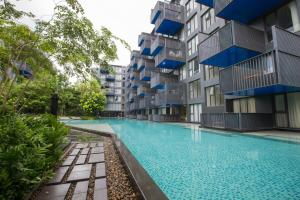 The Deck Condo Patong by VIP, Apartmány  Patong - big - 4