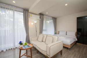 The Deck Condo Patong by VIP, Apartmány  Patong - big - 11