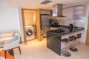 Apartamento Radisson, Ferienwohnungen  Cartagena de Indias - big - 9