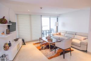 Apartamento Radisson, Ferienwohnungen  Cartagena de Indias - big - 12