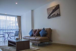 Apartments Condominium Centara, Apartmány  Pattaya Central - big - 43