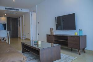 Apartments Condominium Centara, Apartmány  Pattaya Central - big - 68