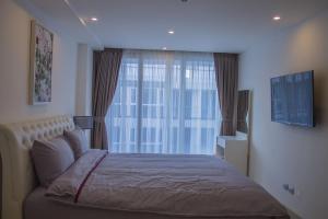 Apartments Condominium Centara, Apartmány  Pattaya Central - big - 8