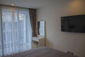 Apartments Condominium Centara, Apartmány  Pattaya Central - big - 104