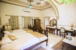 Alsisar Haveli - Heritage Hotel, Hotely  Jaipur - big - 27