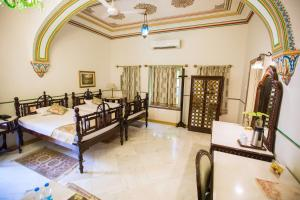 Alsisar Haveli - Heritage Hotel, Hotely  Jaipur - big - 13
