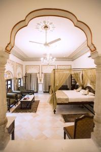 Alsisar Haveli - Heritage Hotel, Hotely  Jaipur - big - 11