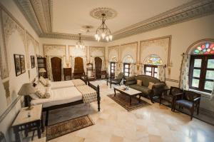 Alsisar Haveli - Heritage Hotel, Hotely  Jaipur - big - 9