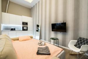 BpR Apáczai Street Design Apartment, Apartmány  Budapešť - big - 34