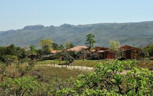 Pousada Encantos do Cerrado, Pensionen  Delfinópolis - big - 16