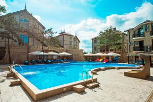 Alean Family Resort & SPA Doville 5*, Отели  Анапа - big - 72