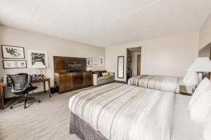 Studio Suite with Two Queen Beds and Sofa Bed