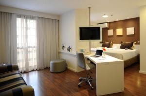 Mercure São Paulo Paraíso, Hotels  São Paulo - big - 10