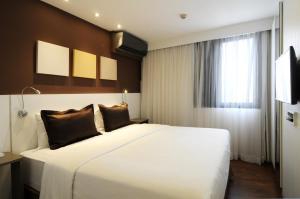 Mercure São Paulo Paraíso, Hotels  São Paulo - big - 9
