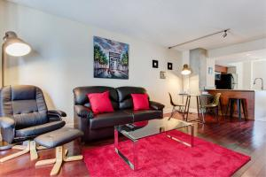 Saint François Xavier Serviced Apartments, Appartamenti  Montréal - big - 39