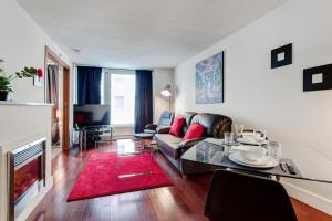 Saint François Xavier Serviced Apartments, Appartamenti  Montréal - big - 40