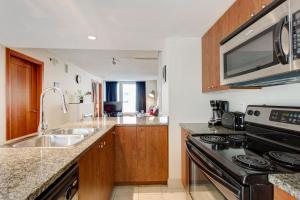Saint François Xavier Serviced Apartments, Appartamenti  Montréal - big - 38
