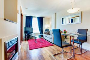 Saint François Xavier Serviced Apartments, Appartamenti  Montréal - big - 8
