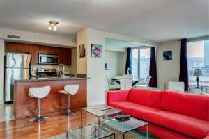 Saint François Xavier Serviced Apartments, Appartamenti  Montréal - big - 124
