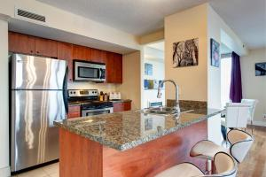 Saint François Xavier Serviced Apartments, Appartamenti  Montréal - big - 112