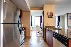Saint François Xavier Serviced Apartments, Appartamenti  Montréal - big - 110