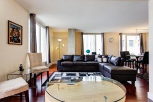 Saint François Xavier Serviced Apartments, Appartamenti  Montréal - big - 89