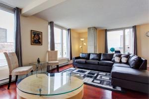 Saint François Xavier Serviced Apartments, Appartamenti  Montréal - big - 56