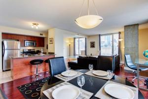 Saint François Xavier Serviced Apartments, Appartamenti  Montréal - big - 16