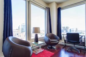 Saint François Xavier Serviced Apartments, Appartamenti  Montréal - big - 81