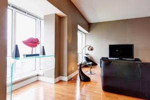 Palais-des-Congrès Furnished Apartments, Appartamenti  Montréal - big - 27