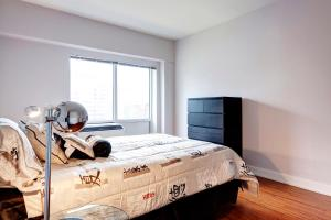 Palais-des-Congrès Furnished Apartments, Appartamenti  Montréal - big - 42