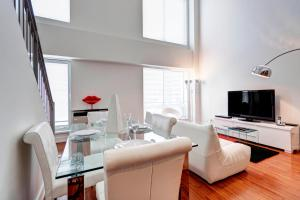 Palais-des-Congrès Furnished Apartments, Appartamenti  Montréal - big - 88