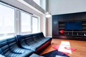 Palais-des-Congrès Furnished Apartments, Appartamenti  Montréal - big - 97