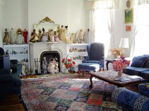 The Historic Mansion, Affittacamere  New Haven - big - 10