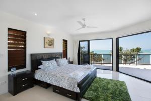 Whitsunday Ocean Melody Deluxe Villa, Priváty  Airlie Beach - big - 8