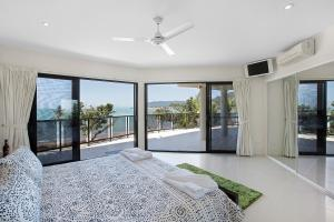 Whitsunday Ocean Melody Deluxe Villa, Priváty  Airlie Beach - big - 7