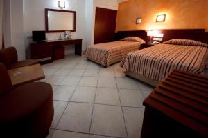 Hotel Life, Hotely  Herakleion - big - 17