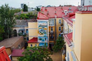 UNO Design Hotel, Hotel  Odessa - big - 72