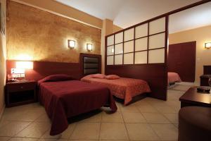 Hotel Life, Hotely  Herakleion - big - 8