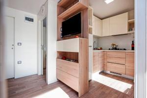 Campsite Porton Biondi Mobile Homes Mediteran, Ferienparks  Rovinj - big - 6