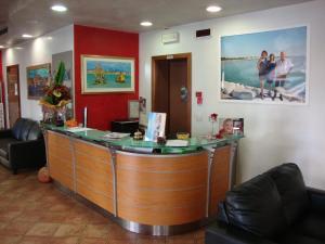 Hotel Venezia, Szállodák  Caorle - big - 81