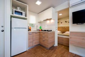 Campsite Porton Biondi Mobile Homes Mediteran, Ferienparks  Rovinj - big - 65