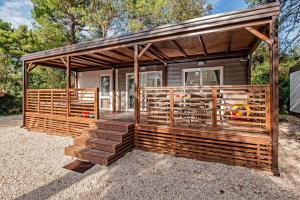 Campsite Porton Biondi Mobile Homes Mediteran, Ferienparks  Rovinj - big - 53