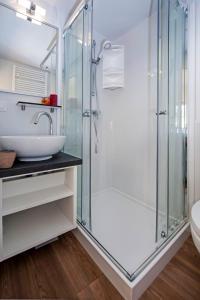 Campsite Porton Biondi Mobile Homes Mediteran, Ferienparks  Rovinj - big - 50
