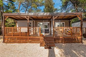 Campsite Porton Biondi Mobile Homes Mediteran, Ferienparks  Rovinj - big - 39