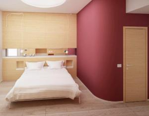 Hotel Saraceno, Отели  Морской Милан - big - 13