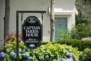 Captain Farris House Bed and Breakfast, B&B (nocľahy s raňajkami)  South Yarmouth - big - 24