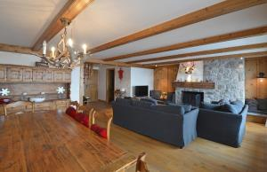 Combe de l'A 222, Apartments  Verbier - big - 5