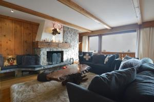 Combe de l'A 222, Apartments  Verbier - big - 1