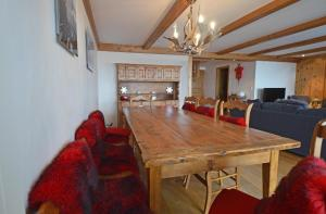 Combe de l'A 222, Apartments  Verbier - big - 9